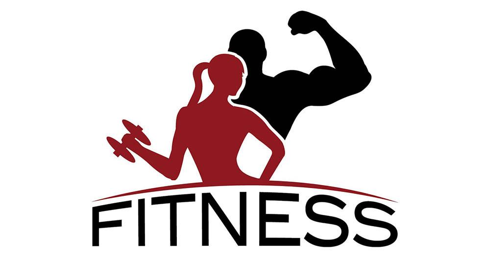 Reloj disco de vinilo Fitness